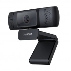 Ausdom AF640 1080p FHD Wide Angle Desktop Webcam