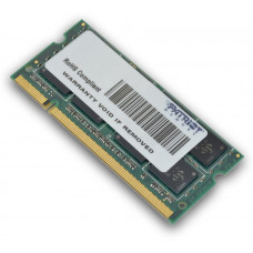 Patriot Signature 2GB DDR2 800MHz SO-DIMM Dual Rank