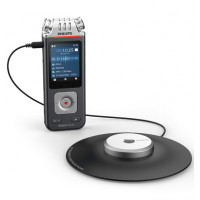 Philips DVT8110 Bundle Digital Voice Tracer 8110