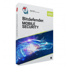 Bitdefender Mobile Security For Android - CARD-BDMOBILE